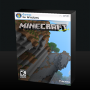 Minecraft Box Art Cover