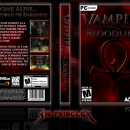 Vampire: The Masquerade - Bloodlines Box Art Cover
