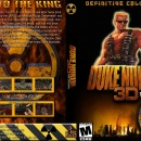 Duke Nukem 3D Box Art Cover