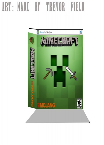 Minecraft: Collectors Edition box cover