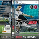 Pro Evolution Soccer 2013 Box Art Cover