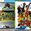 The Legend Of Zelda Wind Waker Cover Box Box Art Cover