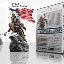 Assassins Creed III - LIMITED EDITION Box Art Cover