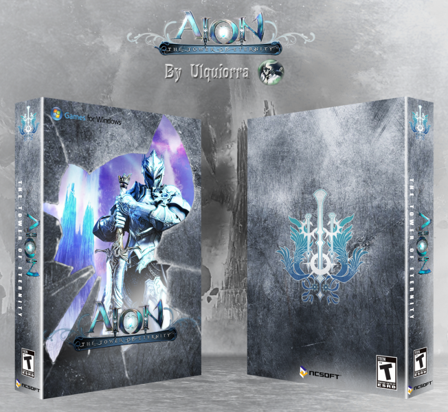 Aion: The Tower of Eternity box art cover