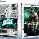 Splinter Cell: Blacklist Box Art Cover