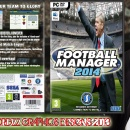 Football Manager 2014 Box Art Cover