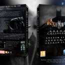 Batman: Arkham Collection Box Art Cover