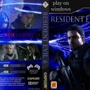 Resident Evil 6 Box Art Cover