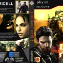 RESIDENT EVIL5 Box Art Cover