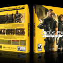 Deus Ex: The Fall Box Art Cover