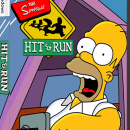 Simpsons: Hit & Run Box Art Cover