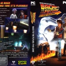 Back To The Future The Game Box Art Cover