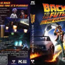BackToTheFuture: TheGame Box Art Cover