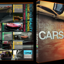 Project CARS Box Art Cover
