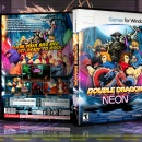 Double Dragon Neon Box Art Cover