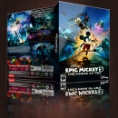Disney Epic Mickey 2 The Power Of 2 Box Art Cover