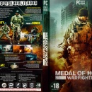 Medal of Honor Warfighter Box Art Cover