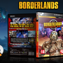 Borderlands: Game Of The Year Edition Box Art Cover