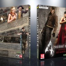 Resident Evil 4 Ultimate HD Edition Box Art Cover