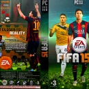FIFA 15 Ultimate Team Edition Box Art Cover