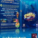Crash Bandicoot 3: Warped - Reprint Edition Box Art Cover
