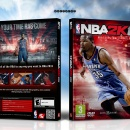 NBA 2K15 Box Art Cover