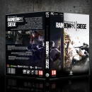 Rainbow Six Siege Box Art Cover