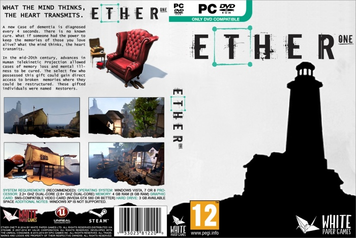 Ether One box art cover
