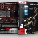 Resident Evil - HD Remaster Box Art Cover