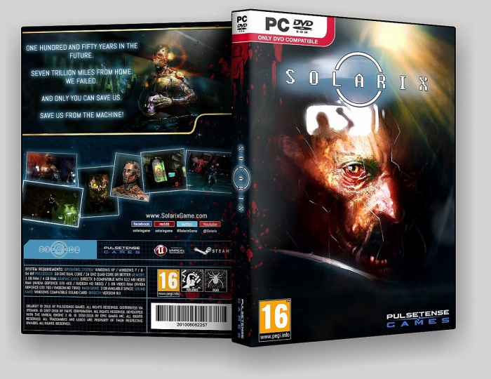 Solarix box art cover
