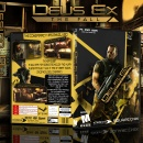 Deus Ex:The Fall Box Art Cover