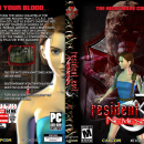 Resident Evil 3 Nemesis Box Art Cover