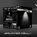 Tom Clancy's Splinter Cell Box Art Cover