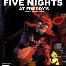 five nights at freddys Box Art Cover