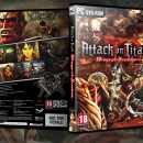 Attack on Titan: Wings of Freedom Box Art Cover