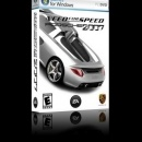 Need For Speed Porsche 2007 Box Art Cover