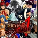 Guilty Gear  XX: Evolution Box Art Cover