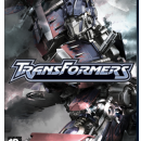 Transformers The Game Box Art Cover
