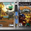 Ratchet and Clank Size Matters Box Art Cover