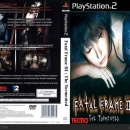 Fatal Frame III : The Tormented Box Art Cover