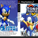 Sonic Zeroes Box Art Cover
