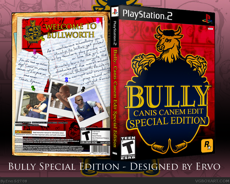 Bully box cover