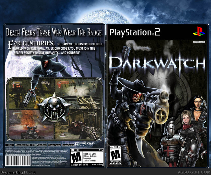 darkwatch pc game