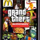 Grand Theft Mcdonalds Box Art Cover