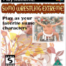 Sumo Wrestling Extreme Box Art Cover