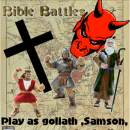 Bible Battles Box Art Cover