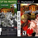 Street Fighter III: 3rd Strike Box Art Cover