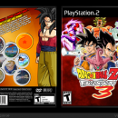 Dragon Ball Z: Budokai 3 Box Art Cover