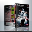 pro evolution soccer 2010 Box Art Cover