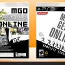 Metal Gear Online Complete Version Box Art Cover